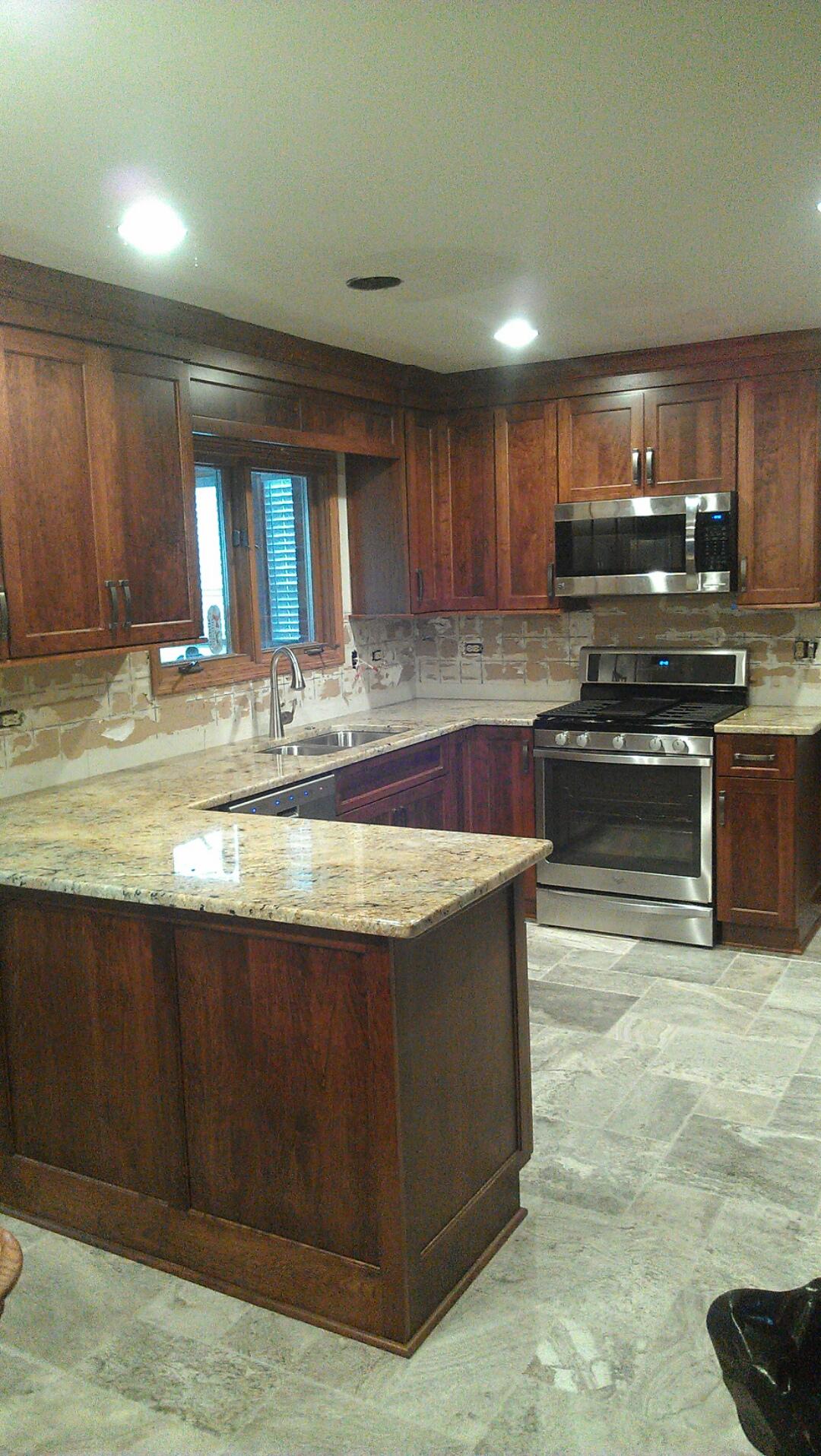 Kitchen Remodeling Darien - JW COnstruction & Design Services