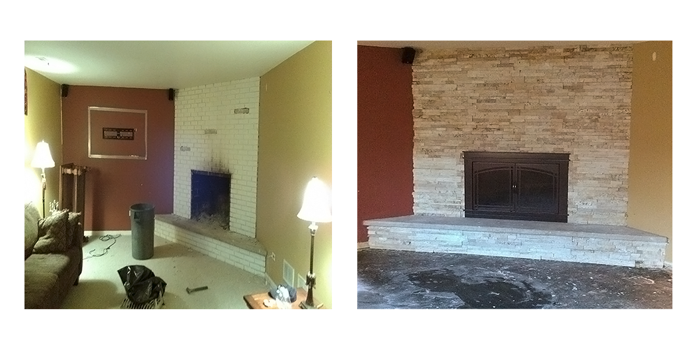 Basement Renovation Naperville - JW Construction & Design Services