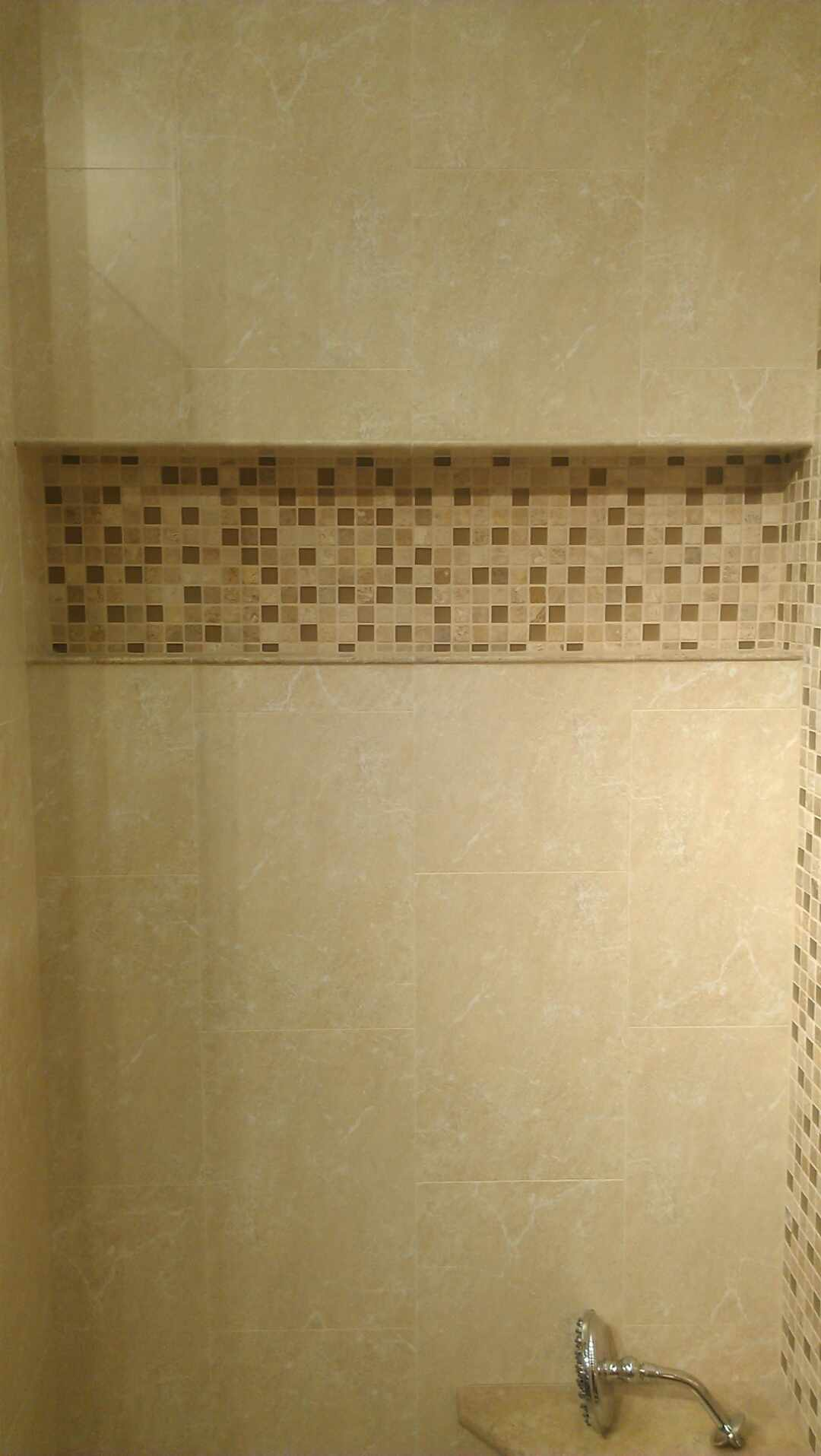 bathroom tile shower design shower niche tile ideas 16822