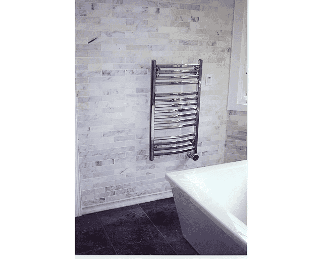 Heated Towel Rack Chicago Area - JW Construction & Design Studio Services