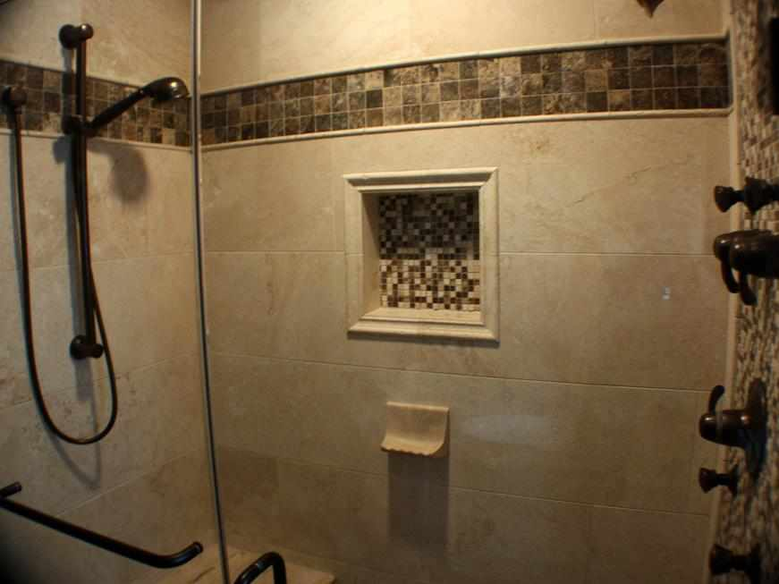 shower stall installation submited images