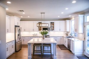 Should You Paint Cabinets Or Replace Countertops First